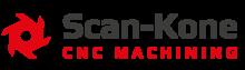 Oy Scan-Kone Ab | CNC-koneistusta ammattitaidolla